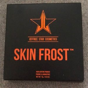 Jeffree Star Mystery Frost *RARE*